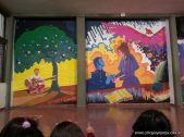Inauguracion del Mural 37