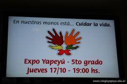 Expo Yapeyu de 5to grado 1