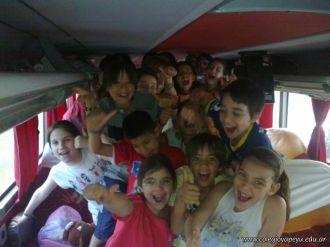 Viaje a Yapeyu de 4to grado 9
