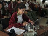 Videoconferencia con India 4