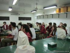 Visitamos la Facultad de Veterinaria 18
