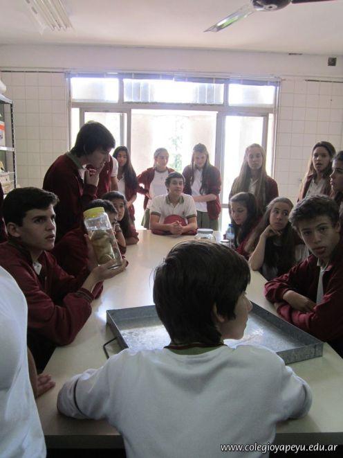 Visitamos la Facultad de Veterinaria 30
