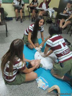 4to Encuentro de Primeros Auxilios 19