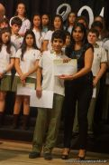 Acto de Clausura del Ciclo Lectivo 2013 de la Secundaria 113
