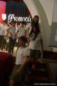 Acto de Clausura del Ciclo Lectivo 2013 de la Secundaria 131