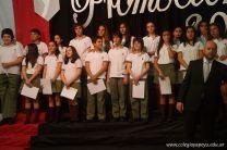Acto de Clausura del Ciclo Lectivo 2013 de la Secundaria 56