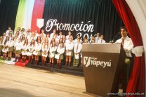Acto de Colacion de la Promocion 2013 1