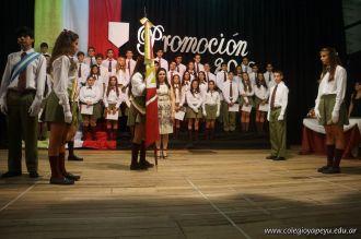 Acto de Colacion de la Promocion 2013 167