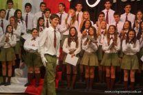 Acto de Colacion de la Promocion 2013 198