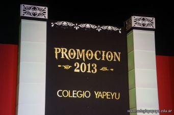 Recepcion de nuestra Promocion 2013 1