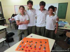 Loteria de Atomos 8