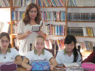 6to en Biblioteca 9