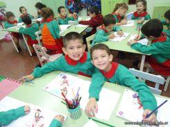 Aprendiendo Ingles en Salas de 5 10