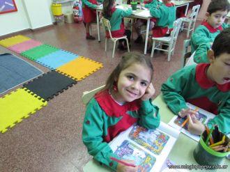 Aprendiendo Ingles en Salas de 5 34