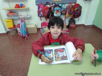 Aprendiendo Ingles en Salas de 5 42