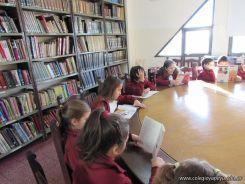 Visitamos la Biblioteca 11