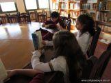 Visitamos la Biblioteca 24