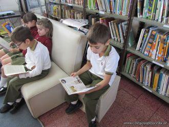 Visitamos la Biblioteca 31