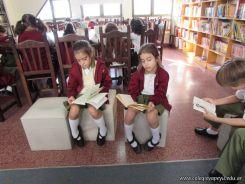 Visitamos la Biblioteca 32