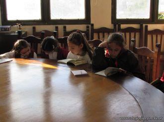 Visitamos la Biblioteca 45