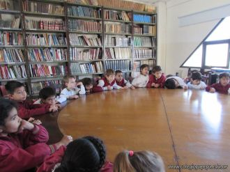 1er grado en Biblioteca 9