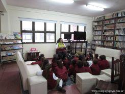 3er grado en Biblioteca 10