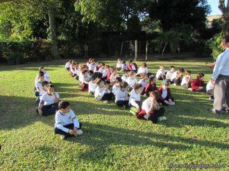 Amistoso con el Colegio Mecenas 56