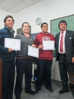 Finalistas de Formando Emprendedores 5