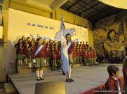 Promesa de Lealtad a la Bandera 87
