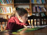 2do grado en Biblioteca 52