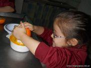 Jugo de Naranjas en Salas de 5 15