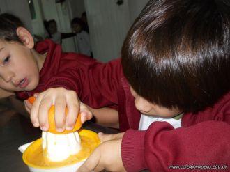 Jugo de Naranjas en Salas de 5 55