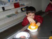 Jugo de Naranjas en Salas de 5 9