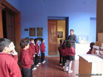 Visita a la Muestra de Cesar Tschanz 12