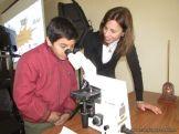 Aprendimos a usar el Microscopio Optico 36