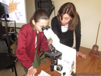 Aprendimos a usar el Microscopio Optico 45
