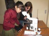 Aprendimos a usar el Microscopio Optico 48