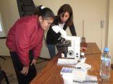 Aprendimos a usar el Microscopio Optico 61