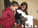 Aprendimos a usar el Microscopio Optico 63