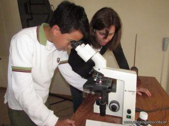 Aprendimos a usar el Microscopio Optico 64