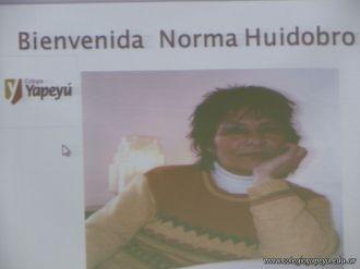 Nos visito Norma Huidobro 23