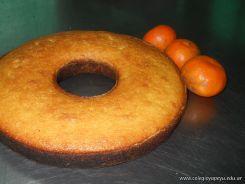 Torta de Mandarinas 10