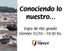 Expo Yapeyu de 6to grado