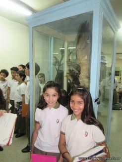 Visita al Museo de Ciencias Naturales 58