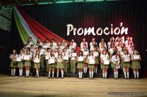 Acto de Colacion de la Promocion 2014 de Primaria 161
