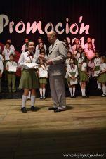 Acto de Colacion de la Promocion 2014 de Primaria 164