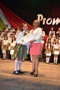 Acto de Colacion de la Promocion 2014 de Primaria 191