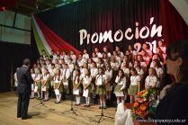 Acto de Colacion de la Promocion 2014 de Primaria 204