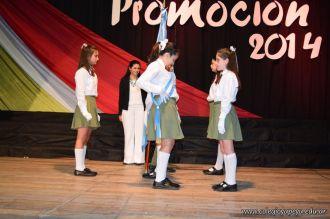 Acto de Colacion de la Promocion 2014 de Primaria 58