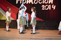 Acto de Colacion de la Promocion 2014 de Primaria 59